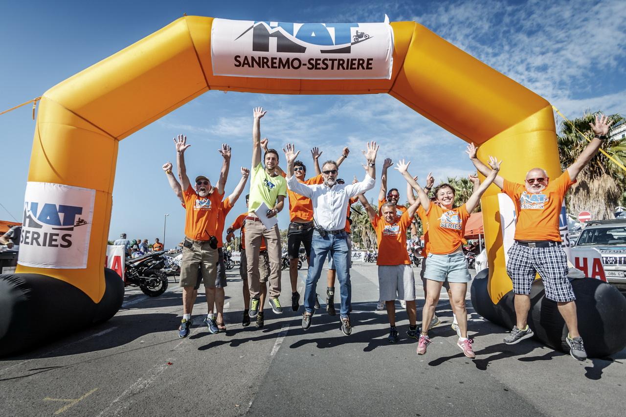 HAT Sanremo Sestriere HardAlpitour 2018