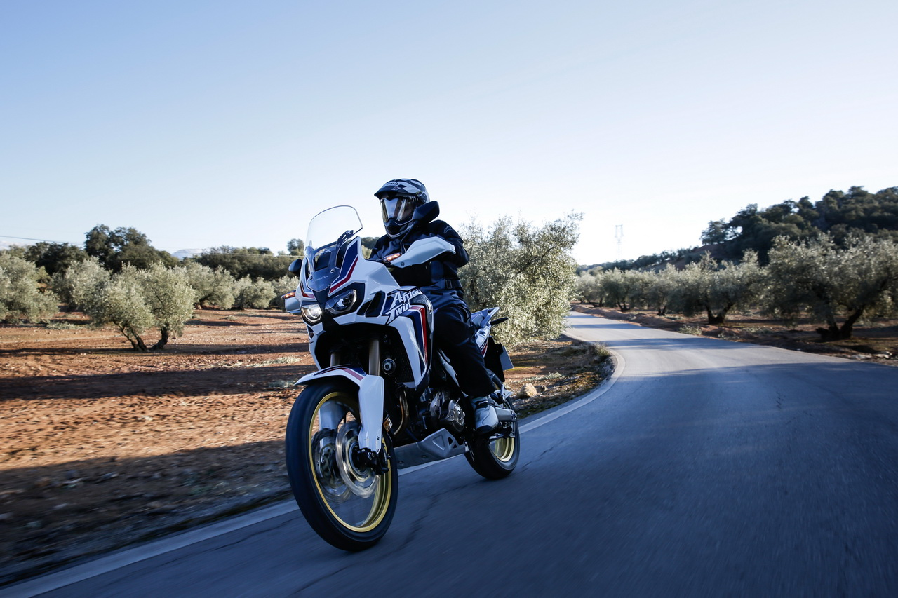 Honda Africa Twin Adventure Sports e MY2018 - prova su strada