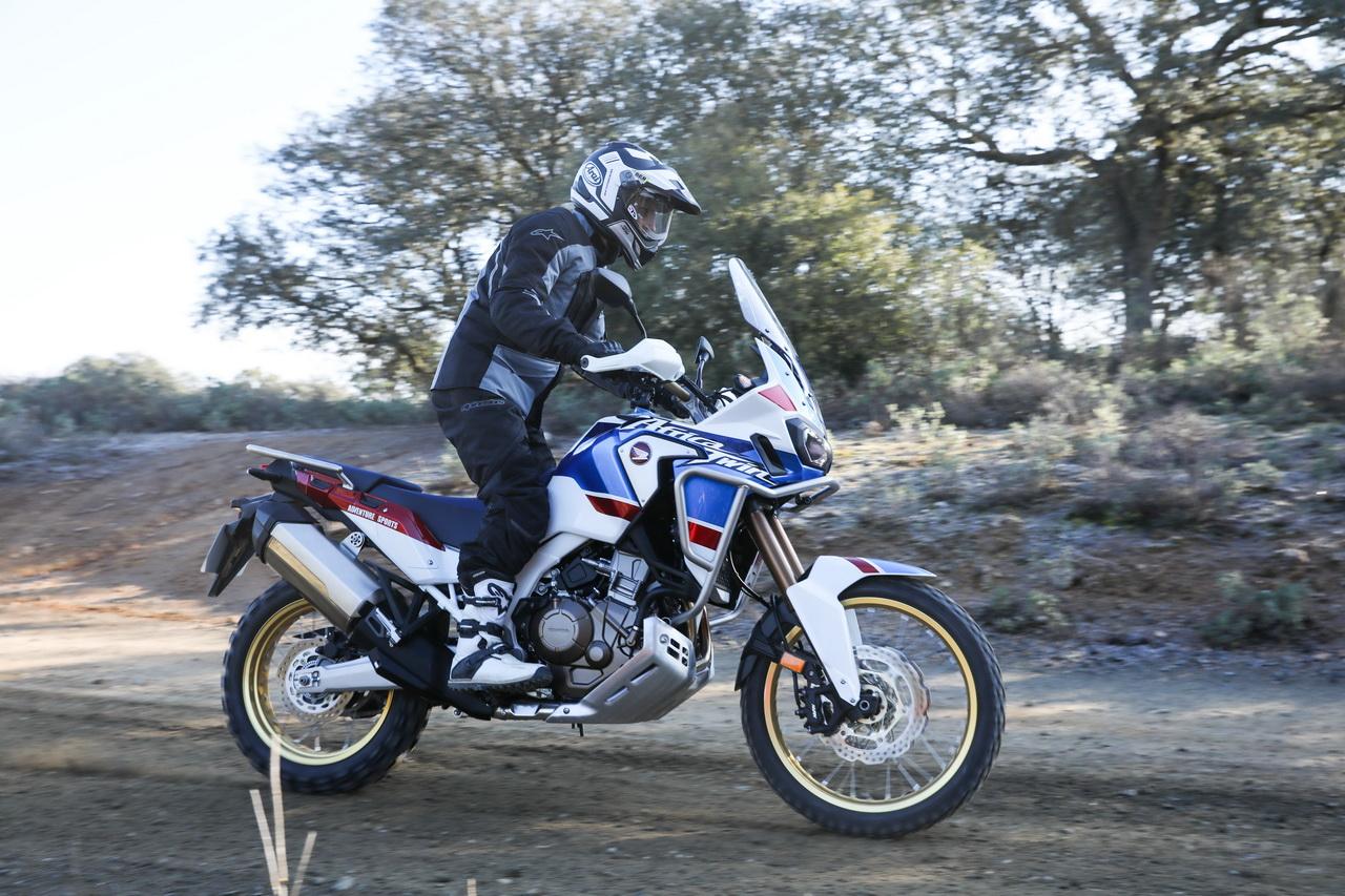 Honda Africa Twin Adventure Sports e MY2018 - prova su strada