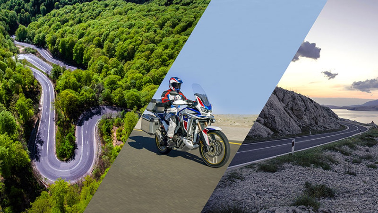 Honda - Africa Twin Tour 2020