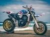 Honda CB1000R - esemplari Wheels & Waves 2019