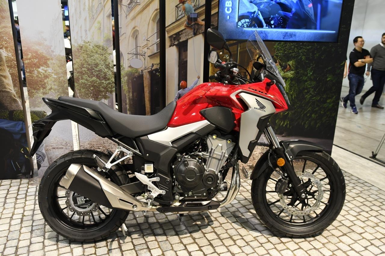 Honda CB500X - EICMA 2018