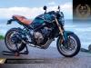 Honda CB650R Custom 2021 - podio