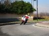 Honda CBR300R prova su strada 2015