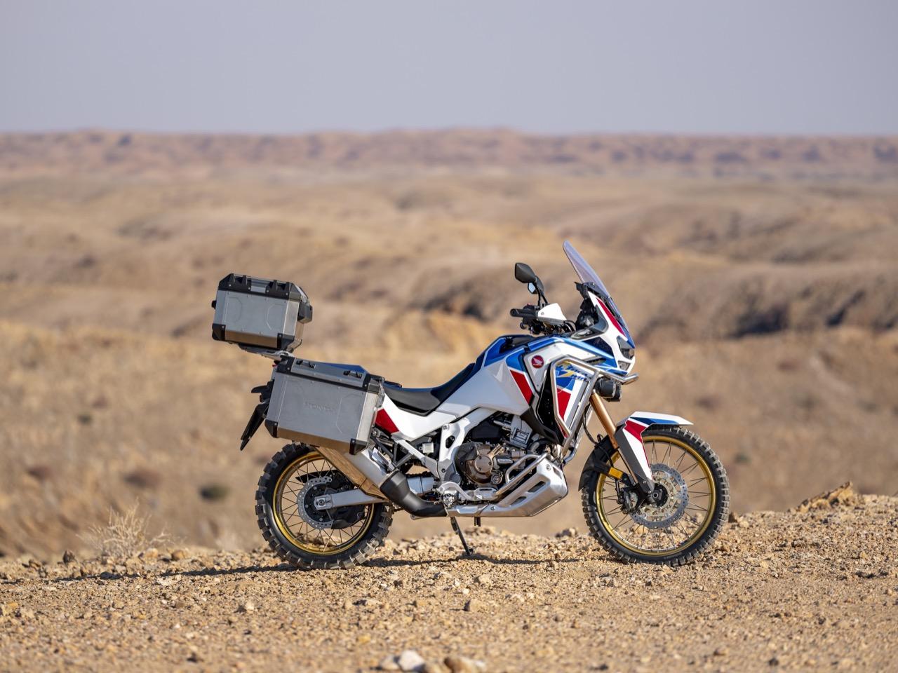 Honda CRF1100L Africa Twin Adventure Sports 2020 - foto