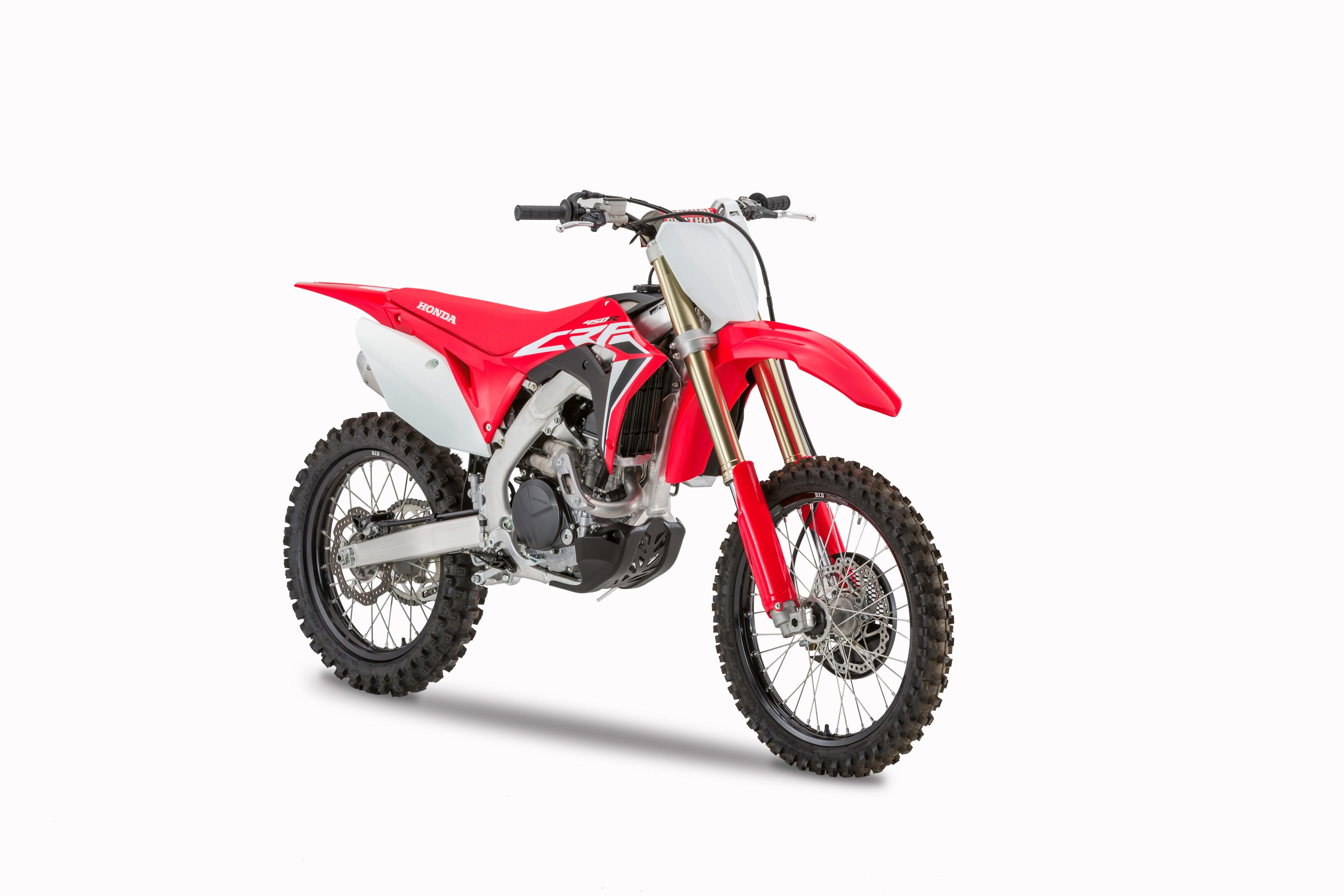 Honda CRF250R e CRF450R