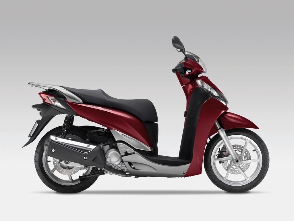 Honda Forza 300 e SH300i