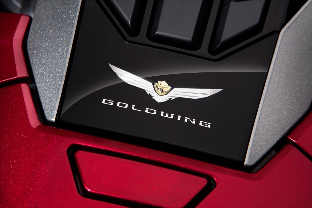 Honda GL1800 Gold Wing e sistema Android Auto
