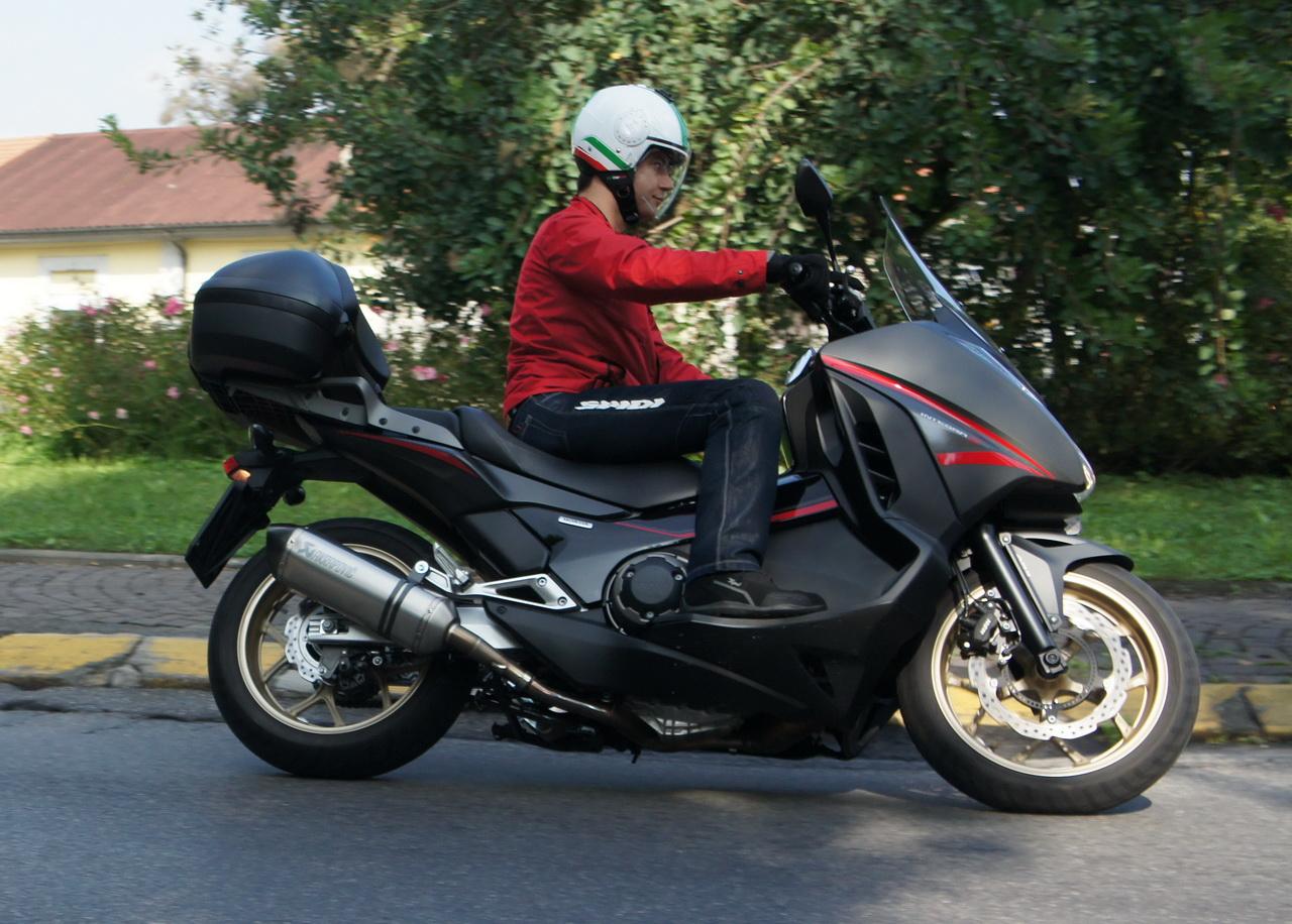 Honda Integra Motorcycle
