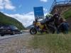 Honda Monkey 125 - raid di Gianclaudio Aiossa