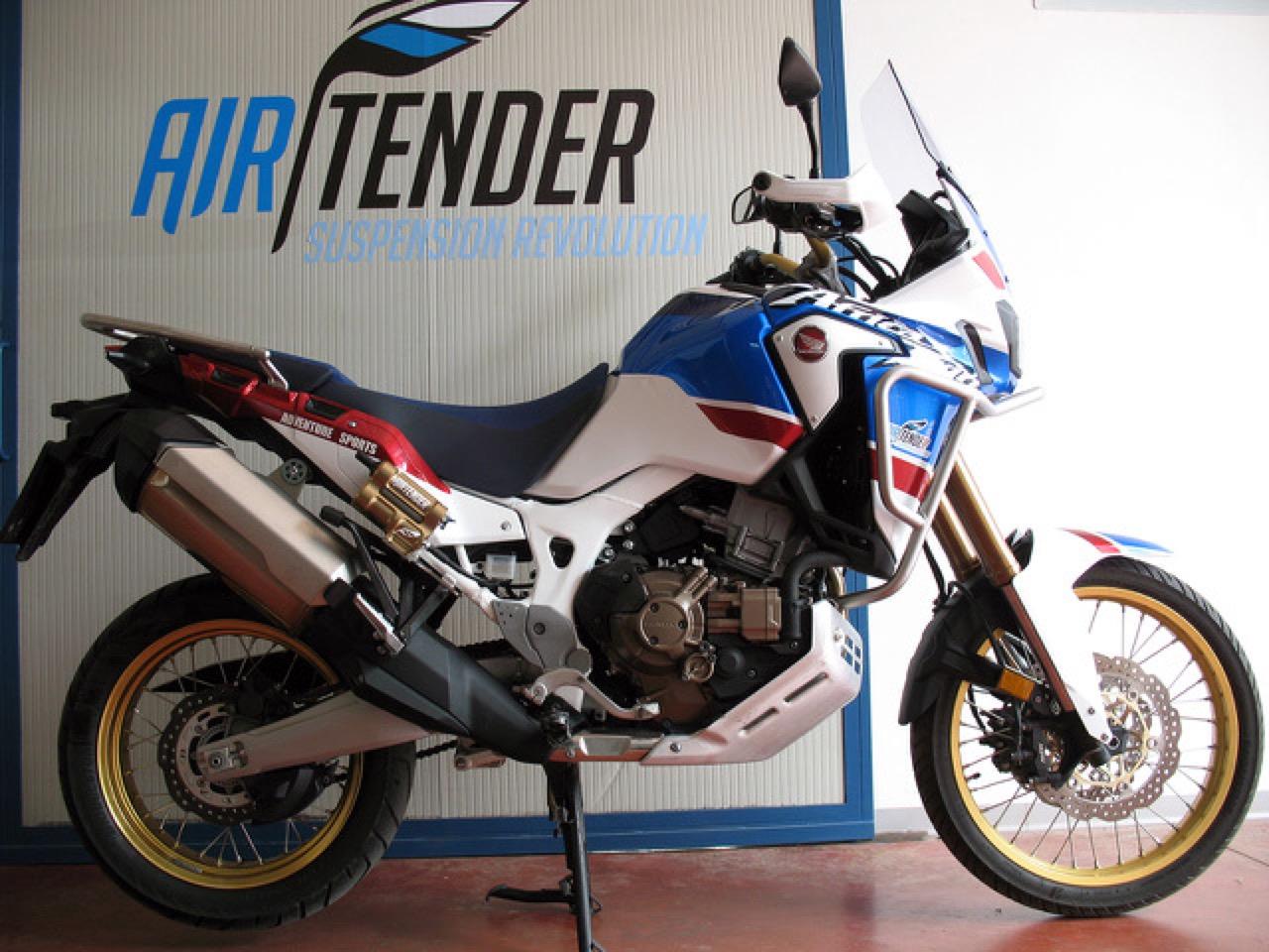 Honda Motor Europe Ltd. Italia e Umbria Kinetics s.r.l. - collaborazione su sospensione AirTender