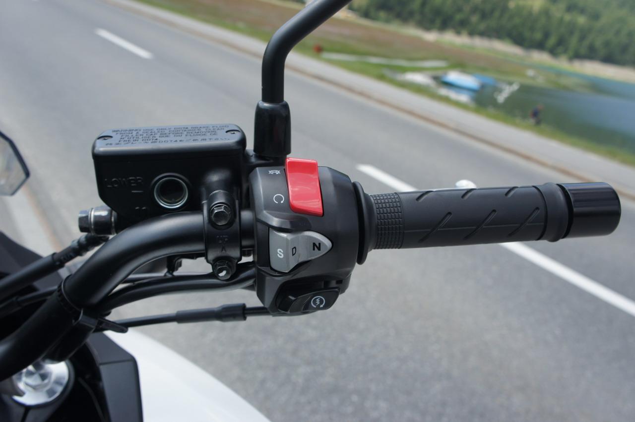Honda NC700X - Prova su strada