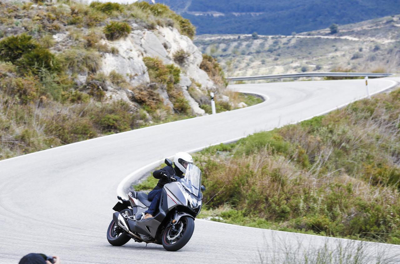Honda NC750X ed Integra - Malaga 2016