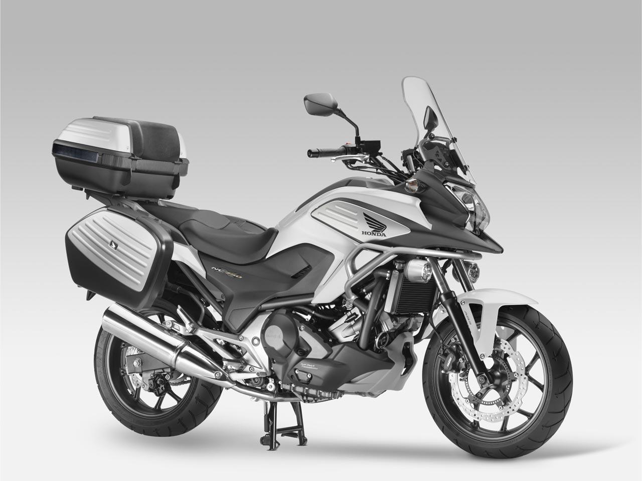 Honda NC750X TE