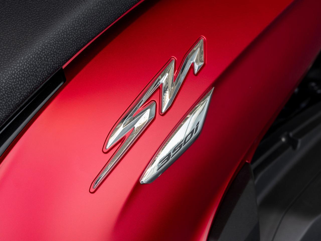 Honda SH350i 2021 - foto