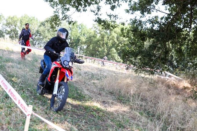 Honda True Adventure Offroad Academy