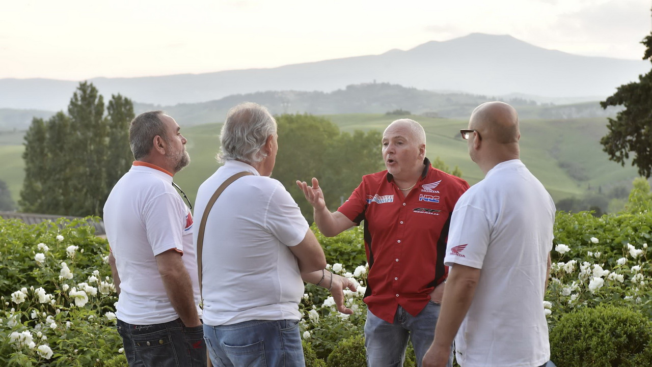 Honda True Adventure - Tour Fonteverde 2018