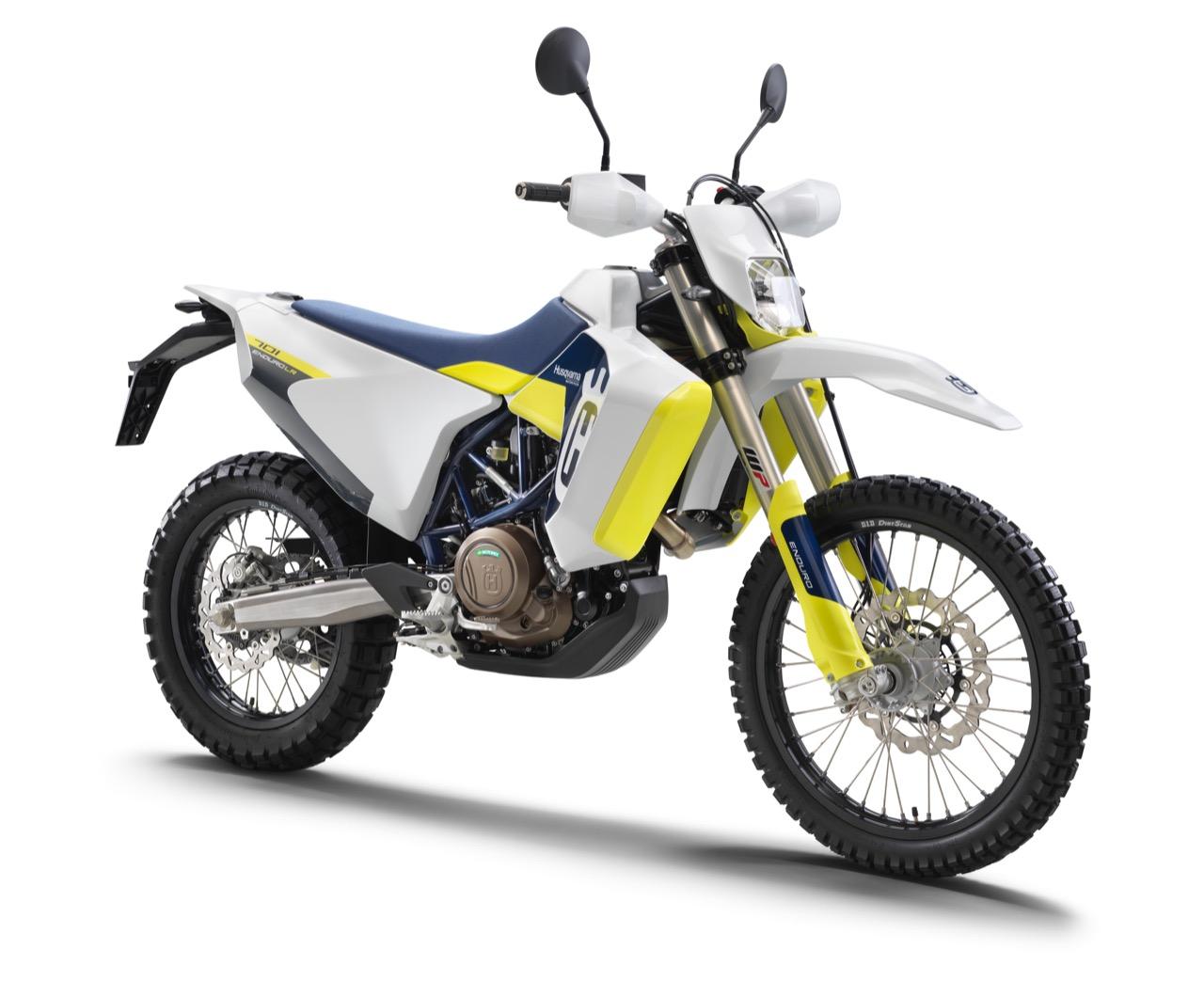 Husqvarna 701 Enduro LR 2020 - foto