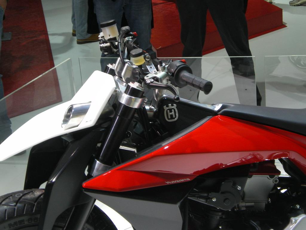 Husqvarna Mille 3 Concept - EICMA 2010