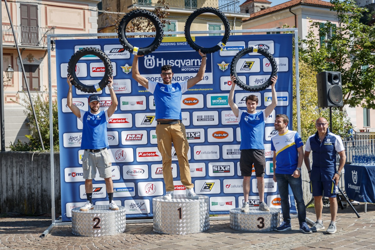 Husqvarna Motorcycles Italia e Michelin Italia - accordo 2020
