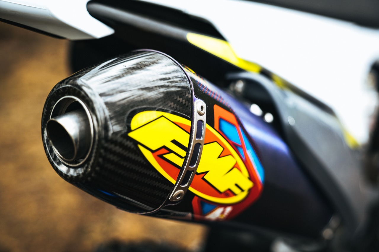 Husqvarna Motorcycles - offerte speciali di fine anno 2019