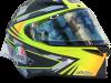 Il nuovo casco AGV di Joan Mir