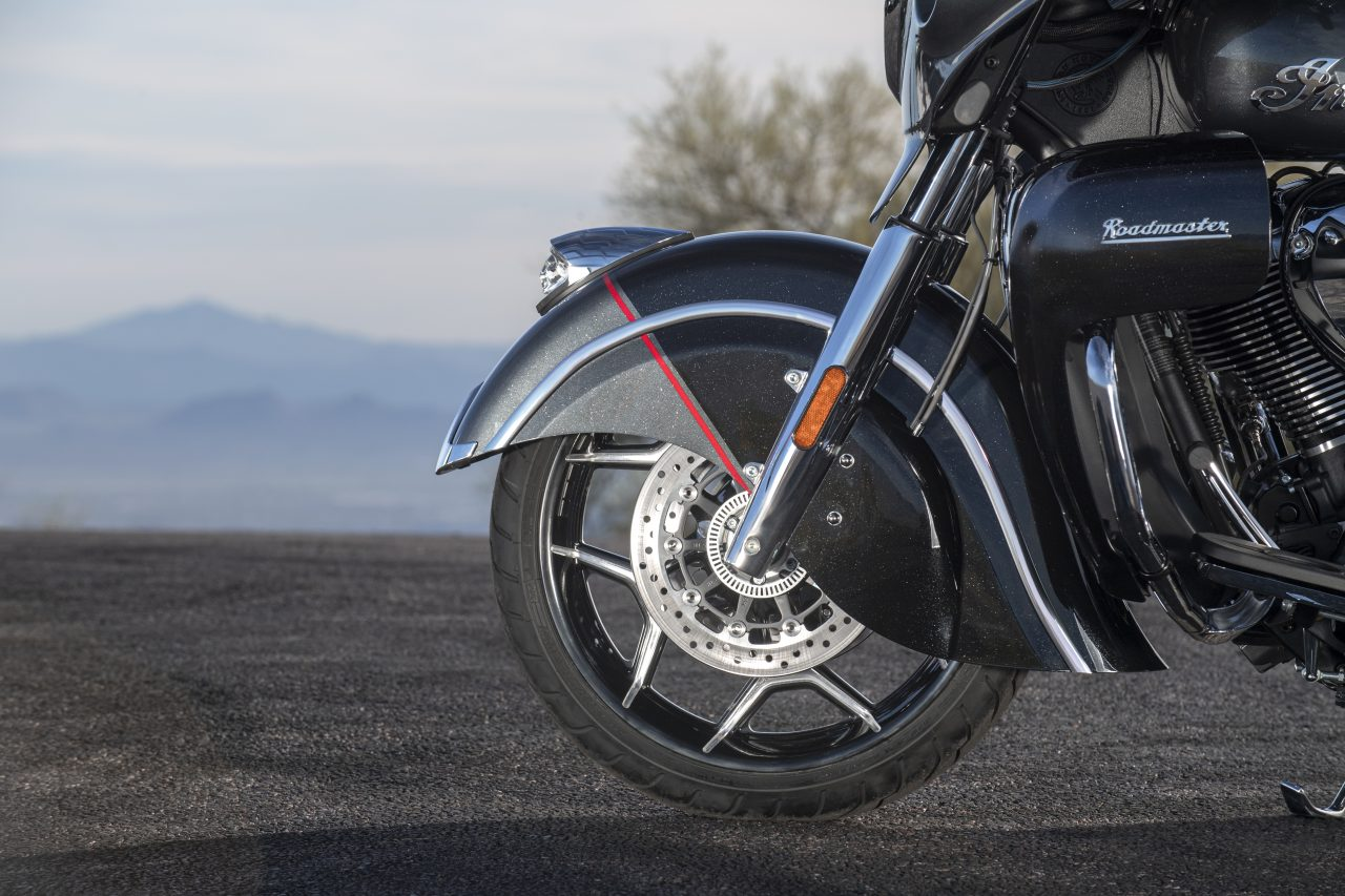 Indian Motorcycle Roadmaster Elite 2020 - foto