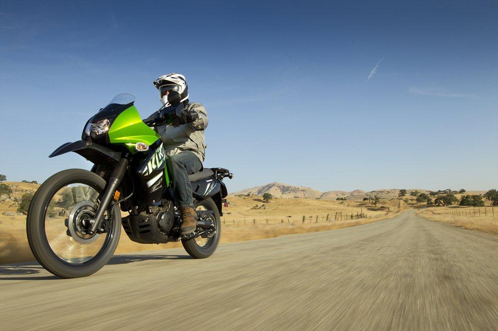 Kawasaki KLR 650 New Edition