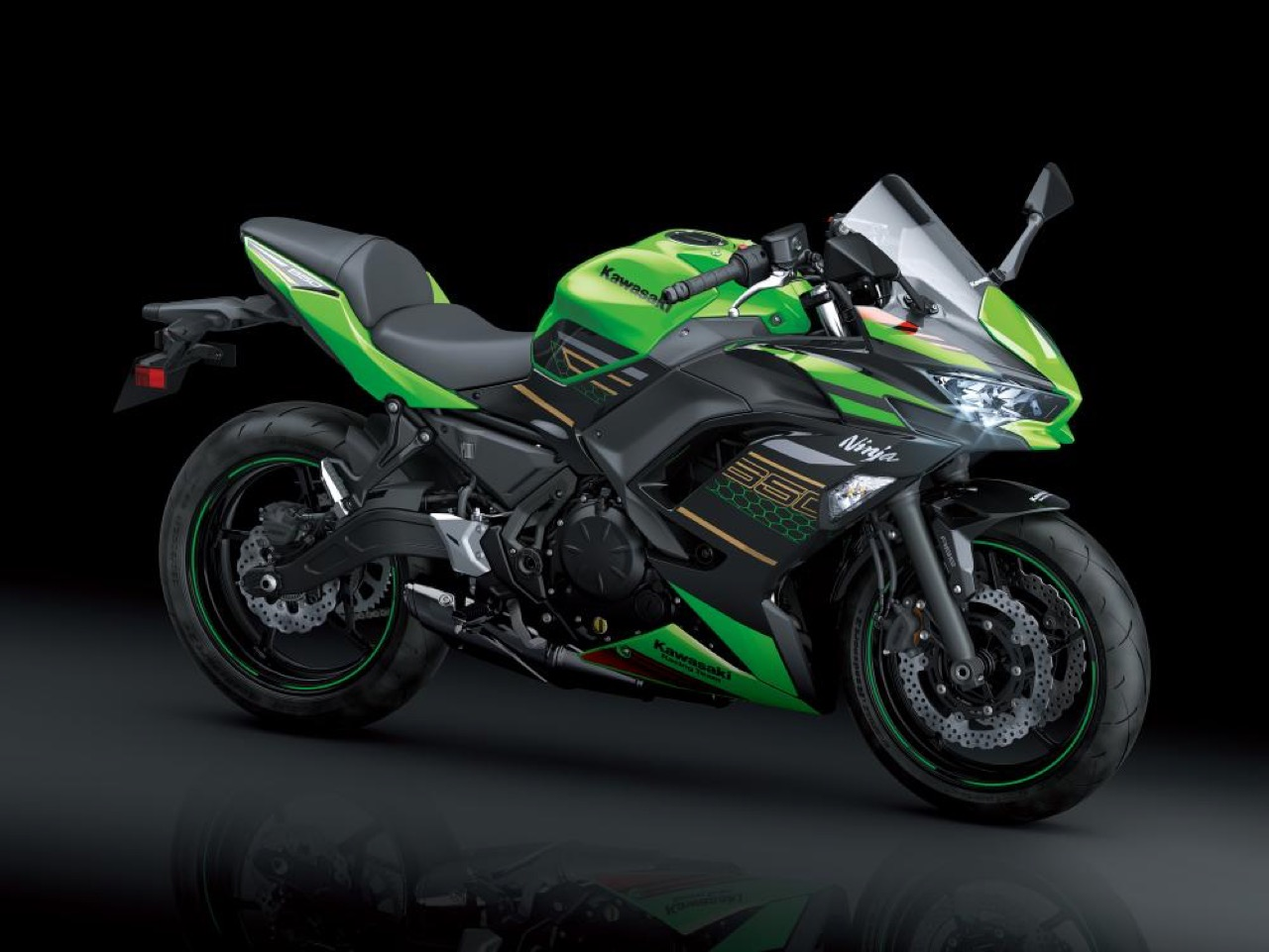 Kawasaki Ninja 650 Model Year 2020 - foto