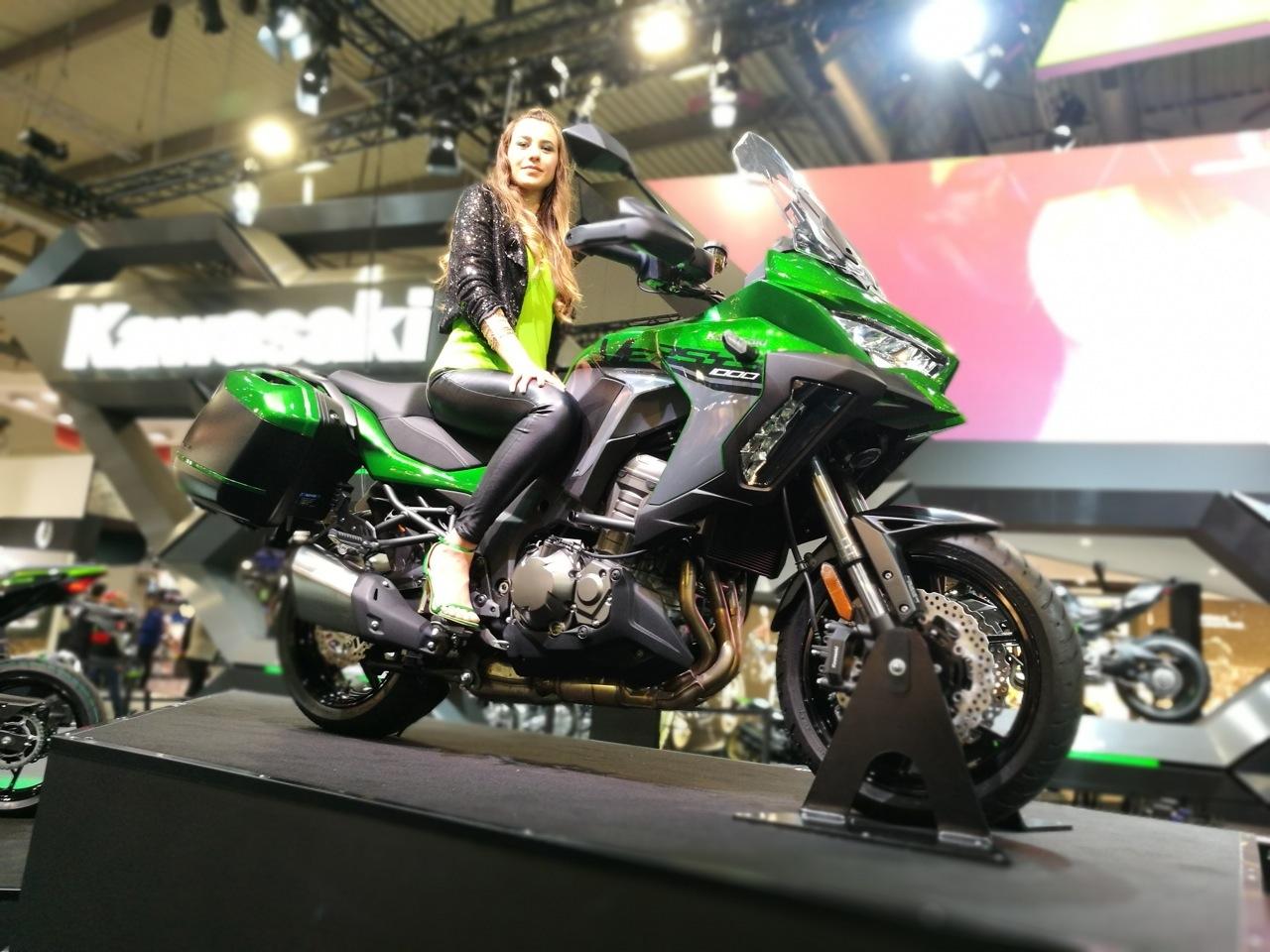 Kawasaki Versys 1000 - EICMA 2018