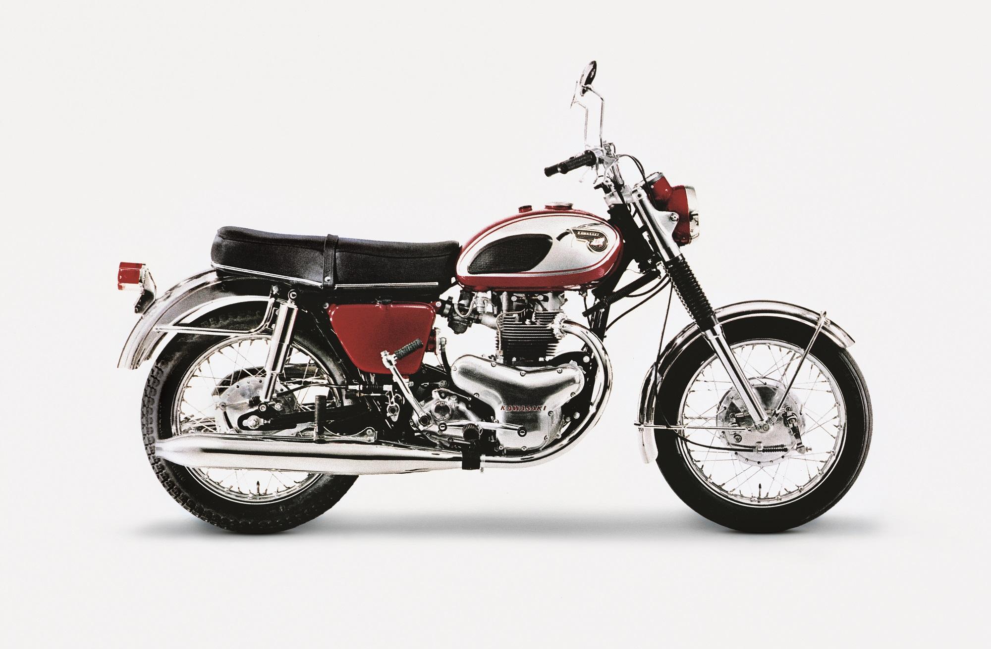 Kawasaki W800 Final Edition 66