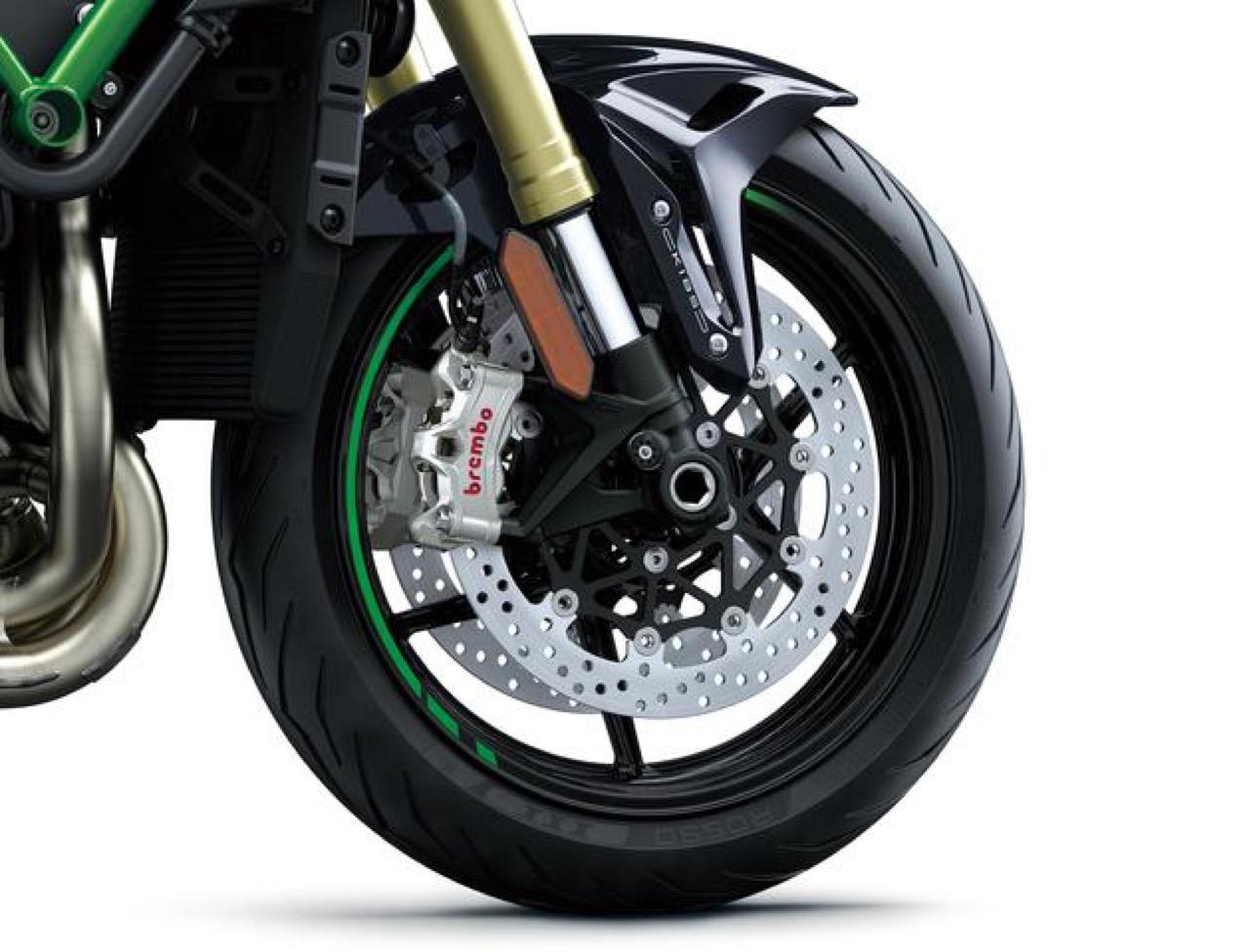 Kawasaki Z H2 SE 2022 - foto