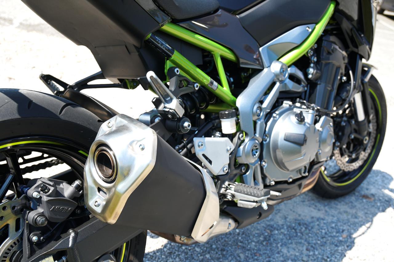Kawasaki Z900 - Prova su strada 2017