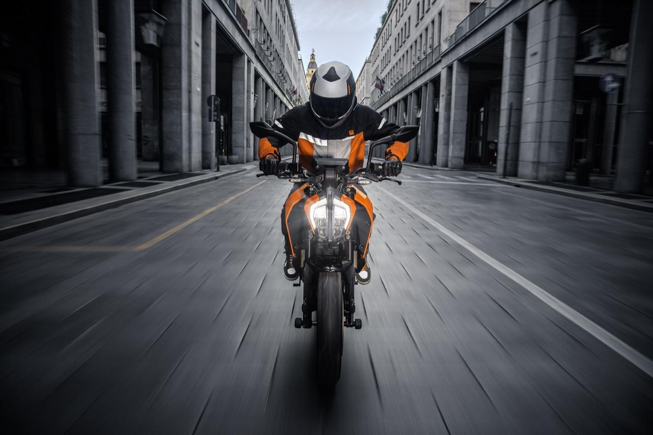 KTM 125 Duke e 390 Duke - KTM Power Duke