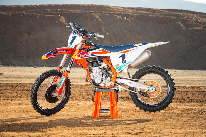 KTM 450 SX F Factory MY18