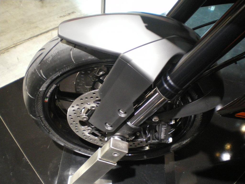 KTM 990 SMT - EICMA 2010