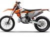 KTM - foto  gamma EXC 2021