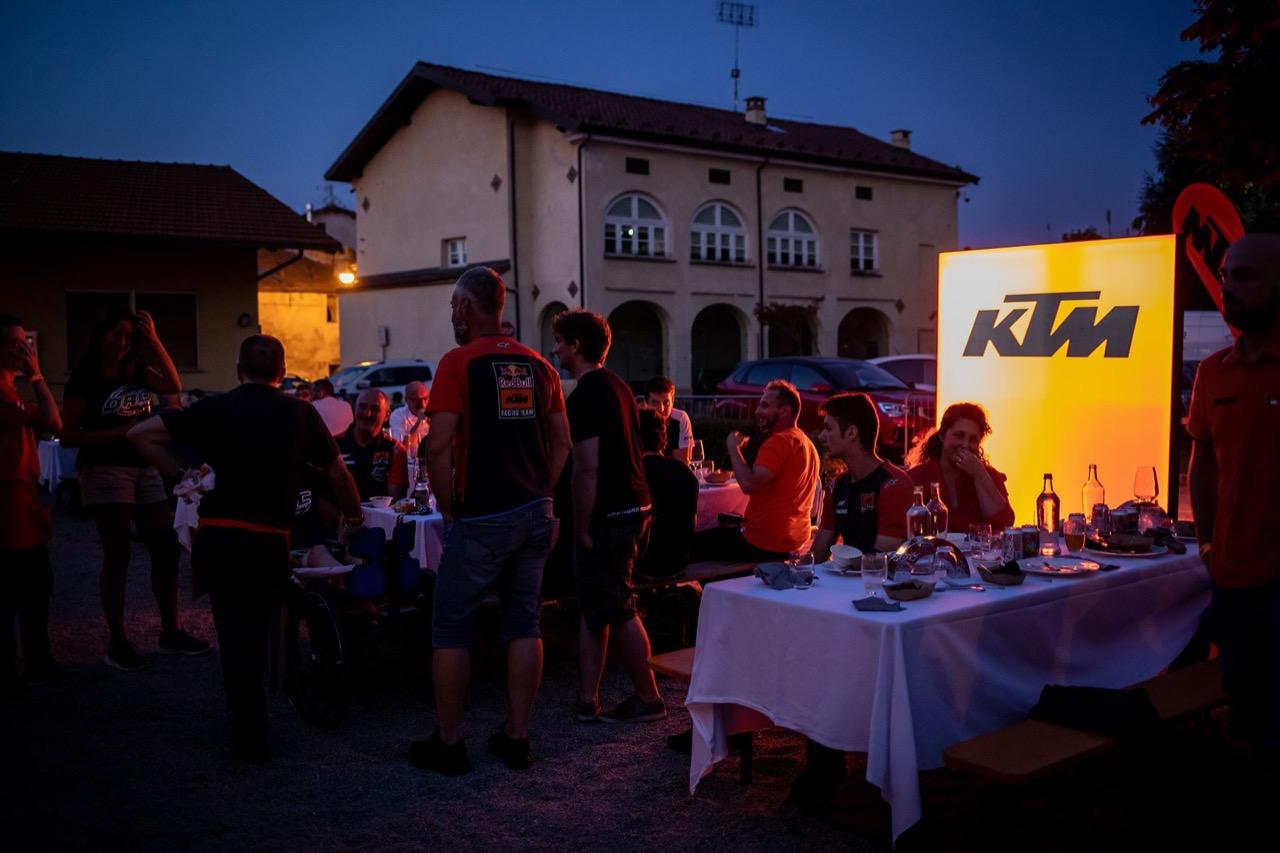 KTM Orange Juice - Beinette 2019