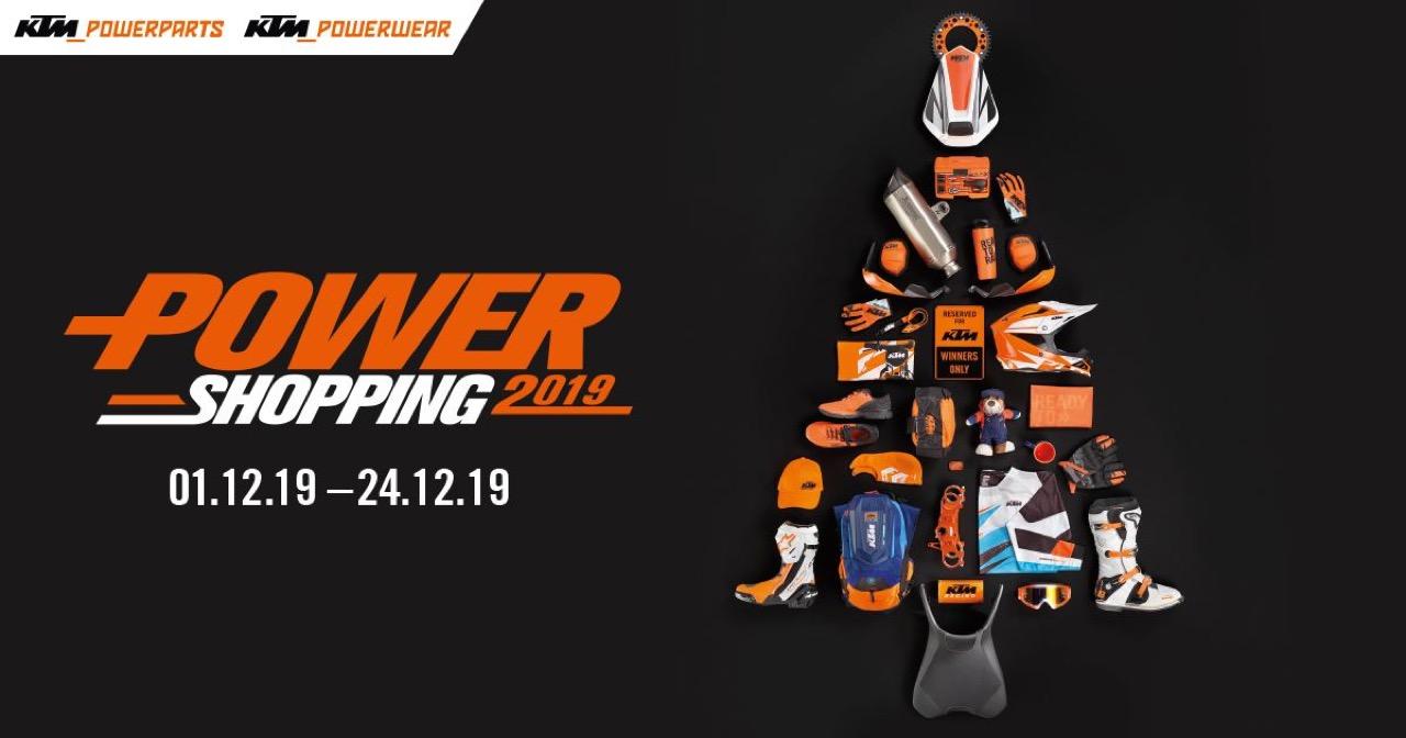 KTM PowerShopping 2019 - foto