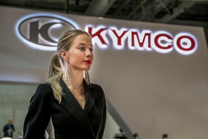 Kymco CV2 e CV3