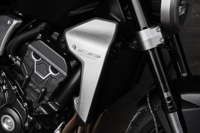 La nuova Honda CBR1000R al Fuorisalone 2018