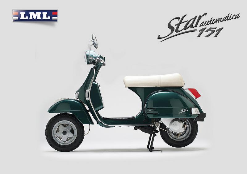 LML Star 151cc Automatica