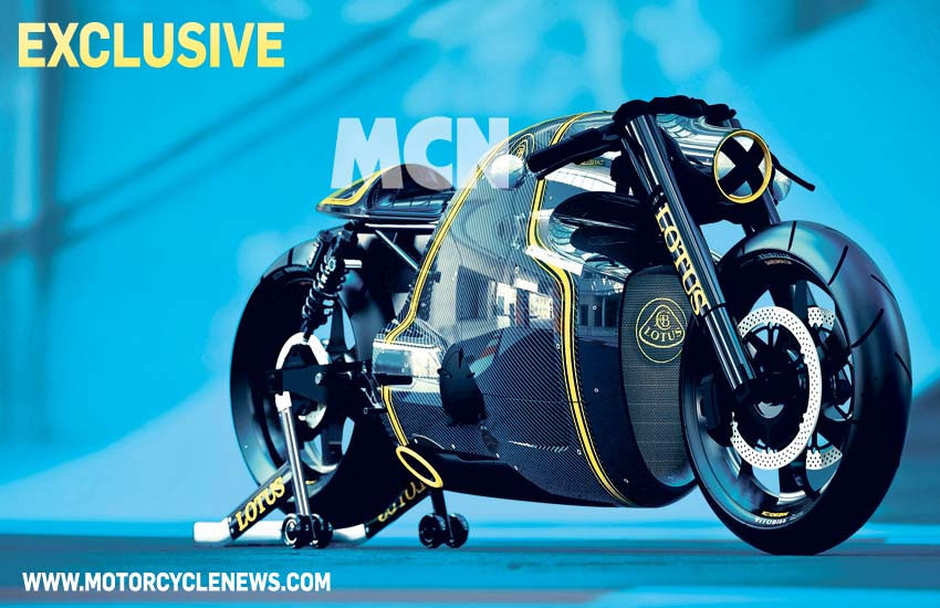 Lotus Motorcycle C-01