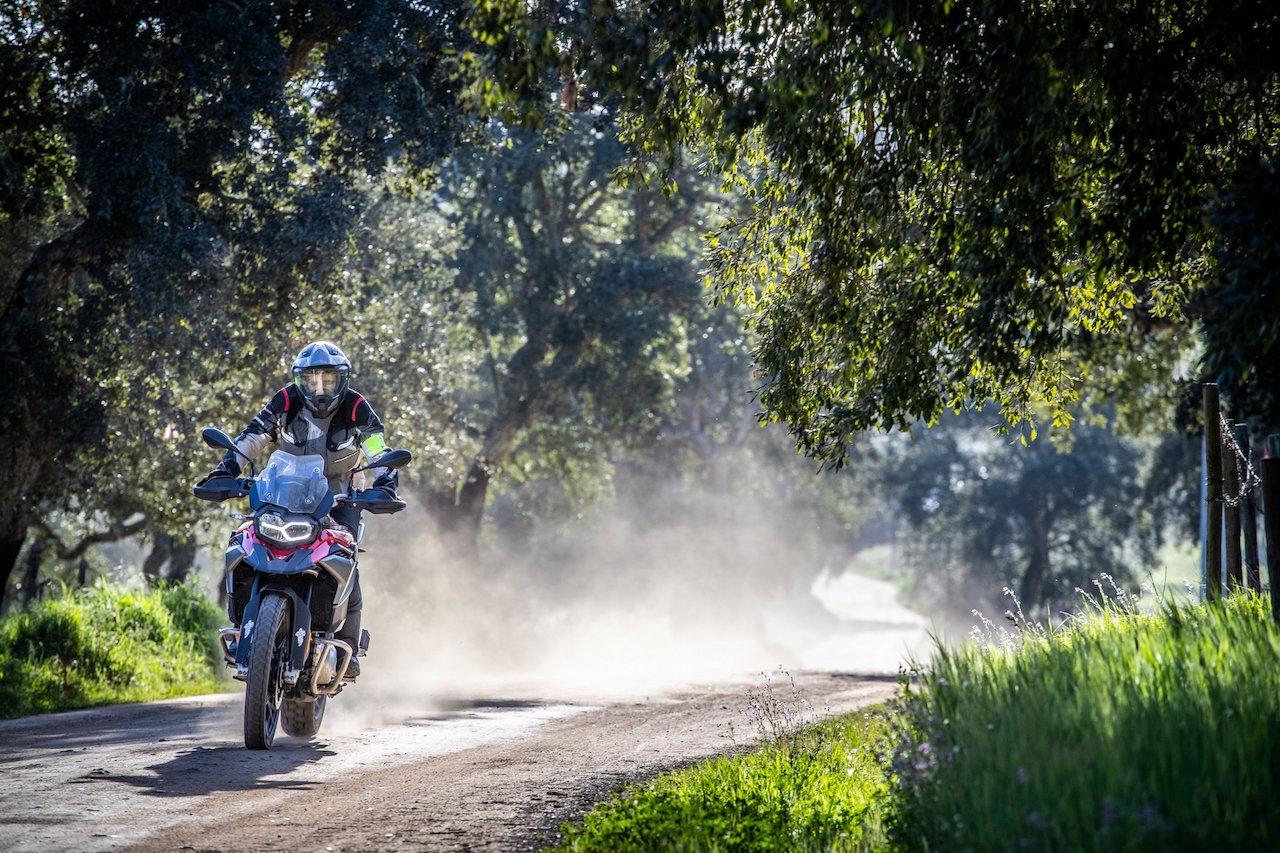 Michelin Anakee Adventure: prova su strada