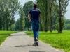 Monopattino Xiaomi Mi Electric Scooter Pro - Prova su Strada