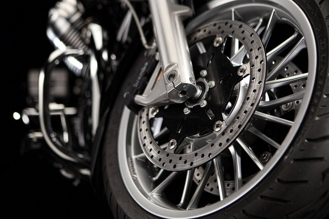 Moto Guzzi California Touring - EICMA 2012