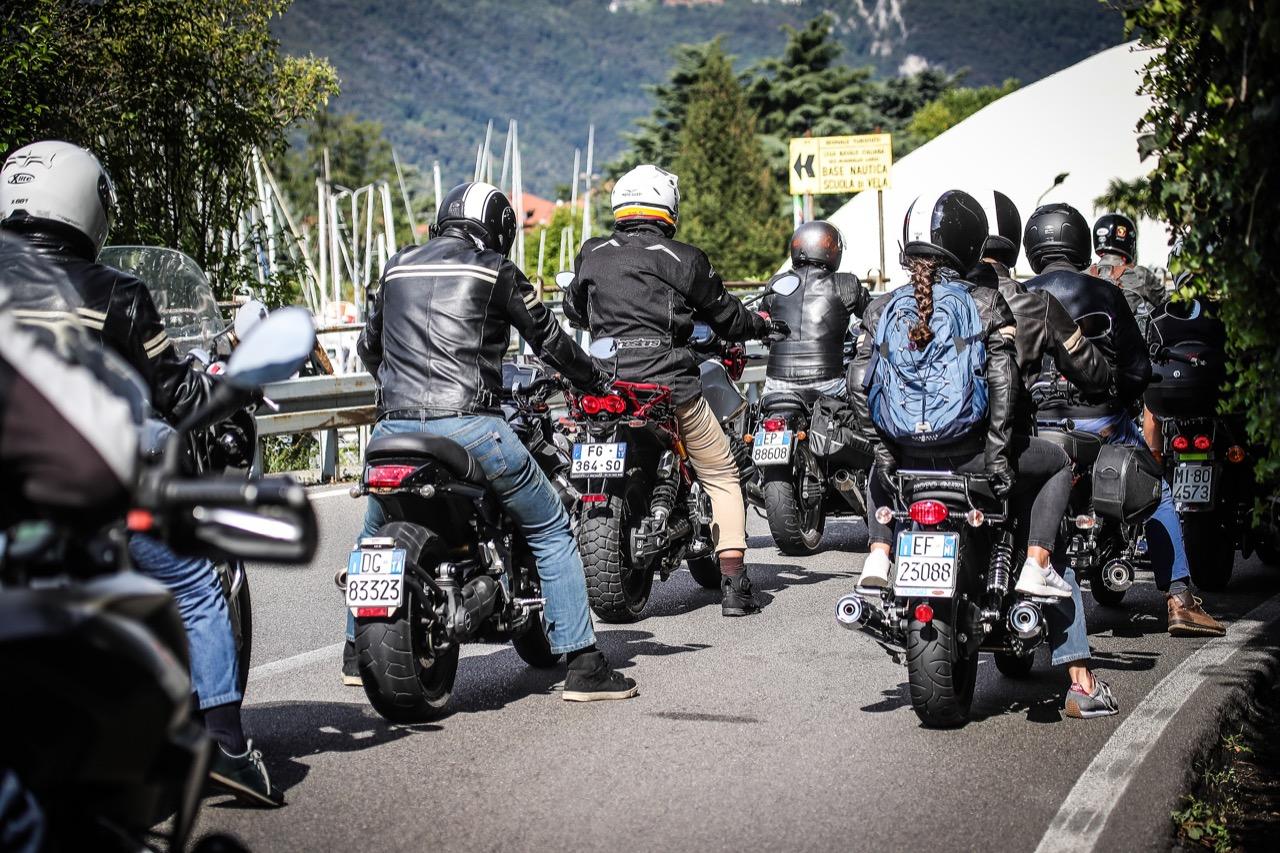 Moto Guzzi Open House 2019 - nuove foto