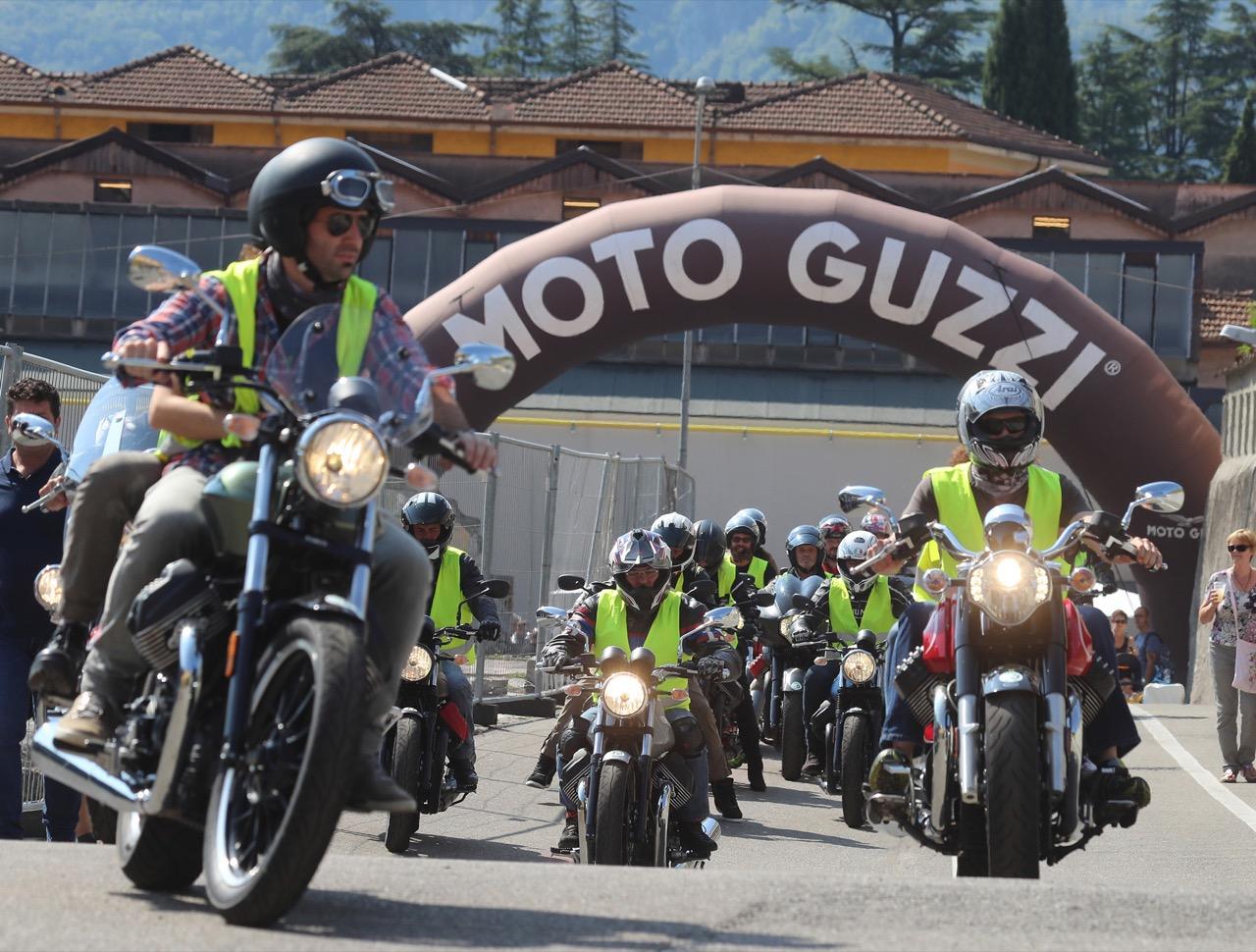 Moto Guzzi Open House - anticipazioni 2019