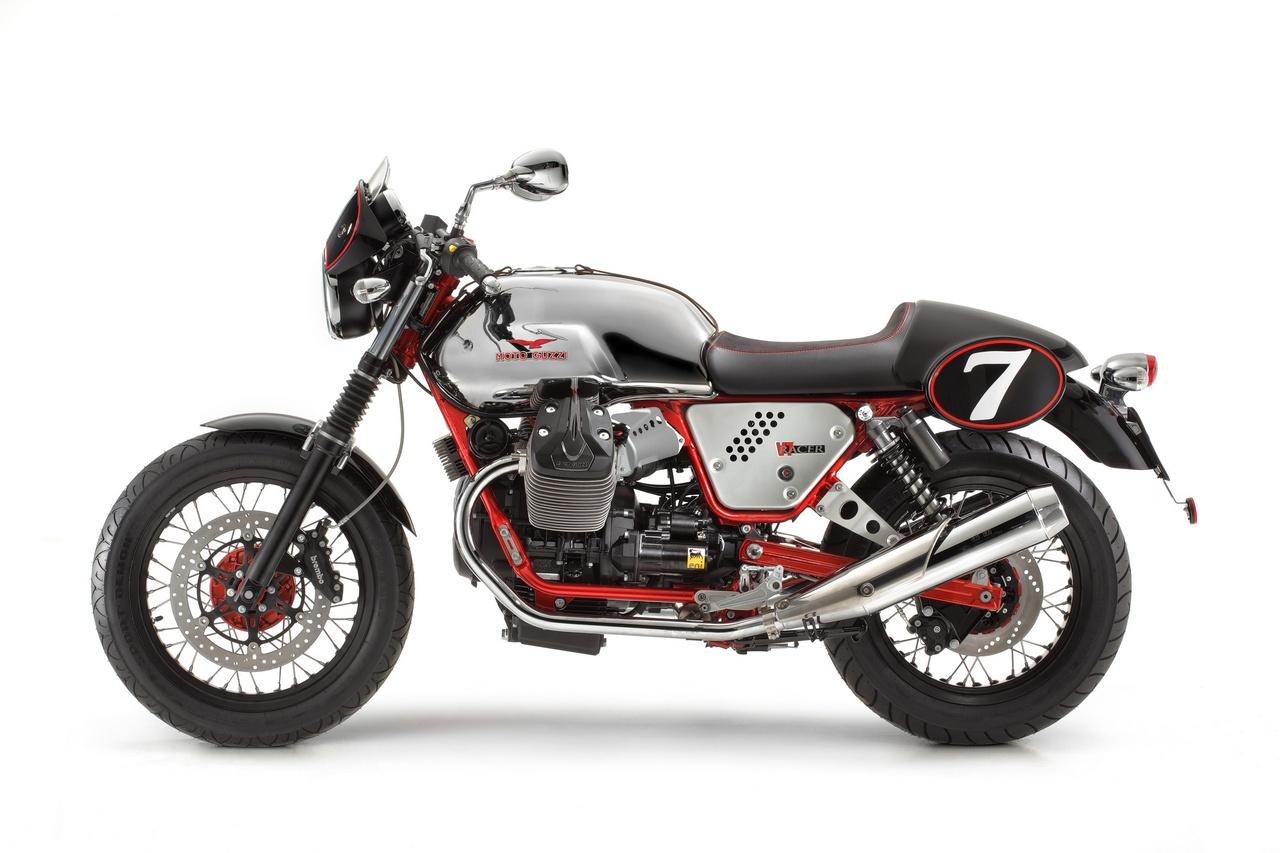 Moto Guzzi V7 - 2012