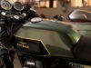 Moto Guzzi V7 III - Brack&Red Classic Green e Stripes